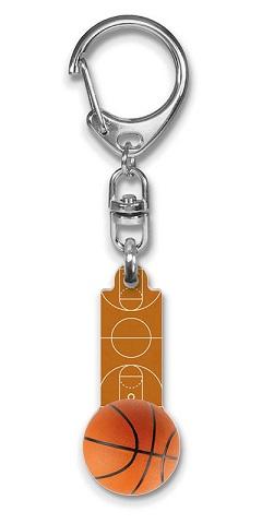 Basketball Schlüsselanhänger, Sport Schlüsselanhänger, Kunststoff Schlüsselanhänger, Einkaufswagen-chip, Schlüsselanhänger,