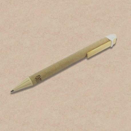Kugelschreiber aus Recycling-Karton