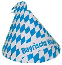 Bayerische Woche, Hütchen Bayer, Hutchen Bayrische Woche,