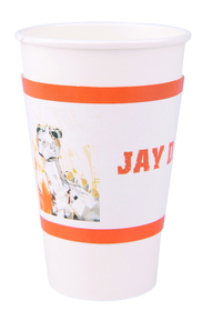 Becher u. Banderole-JayD