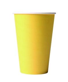 Papp-becher gelb
