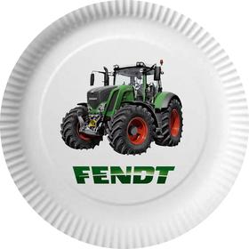 Pappteller Fendt
