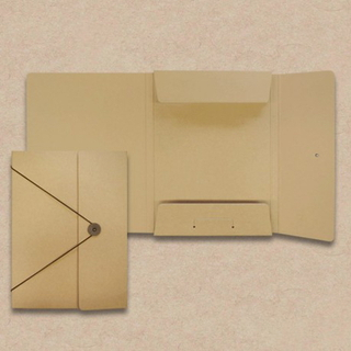 collegemappe karton-optik