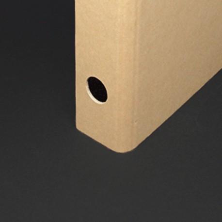Buero ordner Werbe ordner ordner in karton optik 1 TV-Werbemittel