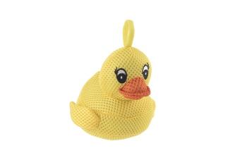 Ente Waschen oder Ente Schwimmbad und Badeente auch Wellness