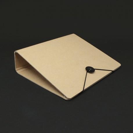 Ordner DIN A5 Buero ordner Werbe ordner ordner in karton optik 1 TV-Werbemittel