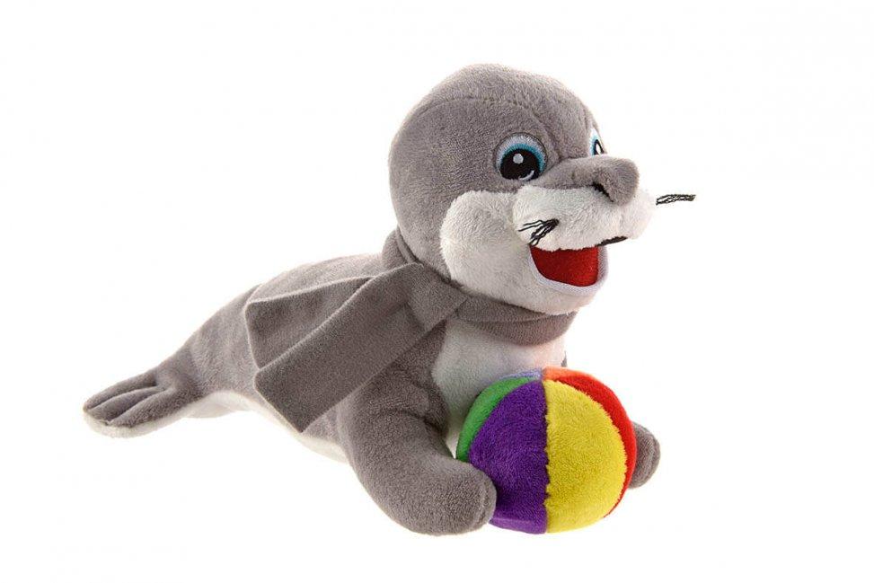 Plüschtier Seehund Siggi oder Plüschtier Seehund