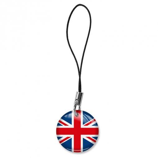 Tag, Vereinigtes Königreich für Koffer-schilder und Handyband Tag