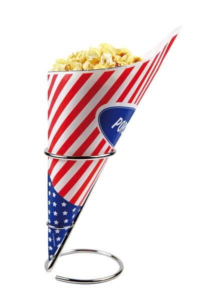 USA Snacktüten | USA Spitztüten oder für den Werbung und Events