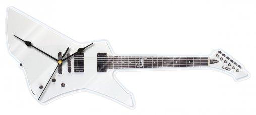 Wand-uhr Gitarre mit eigenem logo und sichtbares werbung