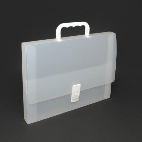 Prospektkoffer aus Kunststoff (PP),