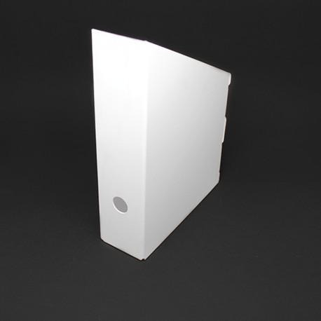 Stehsammler aus weiß Ohne Metallring für den Büro und den Werbung