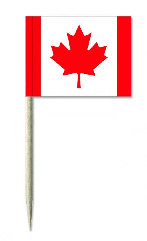 Kanada Käsepicker, Kanada Holzpicker, Kanada Minifähnchen,
