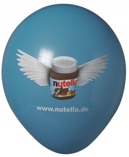 Luftballons mit Werbedruck