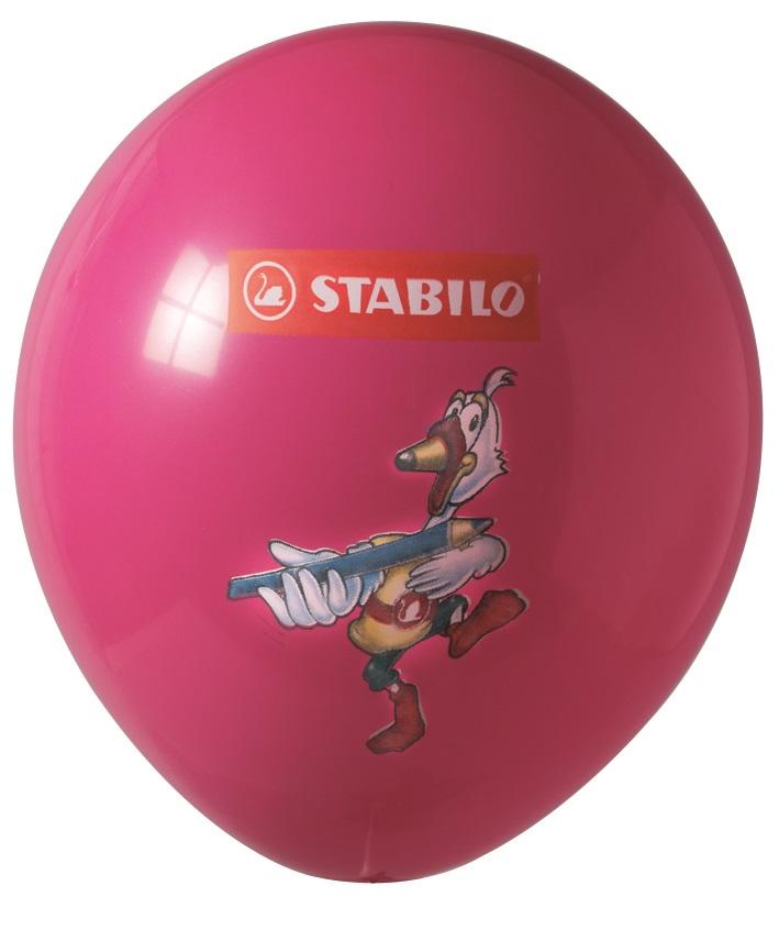 Werbe Luftballons, Luftballons mit Werbedruck