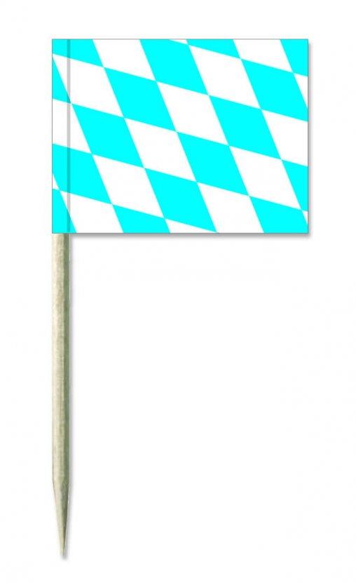 Minifahnen Bayern