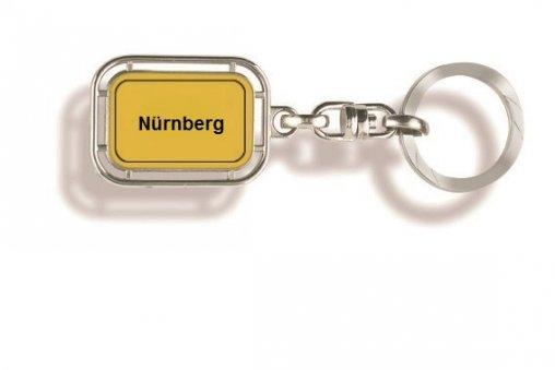 Nürnberg Schlüsselanhänger Orts Schlüsselanhänger oder Schlüsselanhänger Stadt