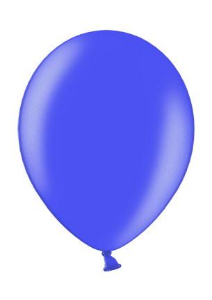 Luftballons in Violett-blau