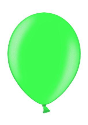 Luftballons in Türkis