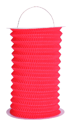 Zuglaternen Rot