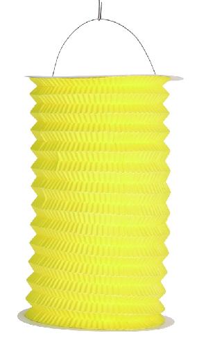 Zuglaternen gelb