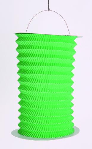 Zuglaternen grün