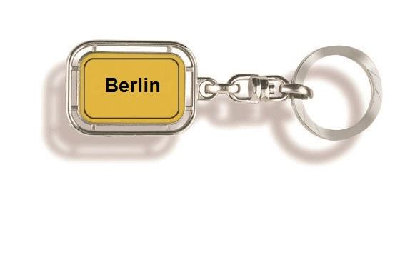 Berlin Schlüsselanhänger oder Schlüsselanhänger