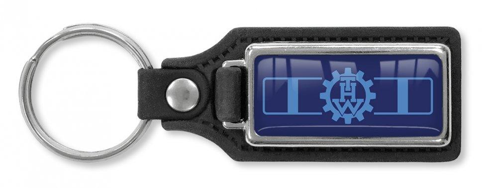 THW-Schlüsselanhänger, Kunststoff-Schlüsselanhänger, Schlüsselanhänger,