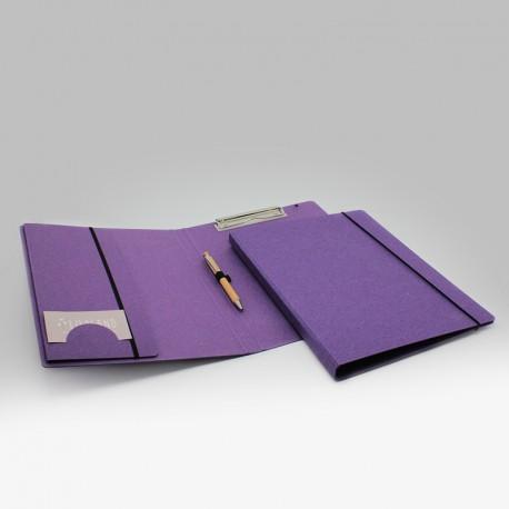 Schreibmappe lila, Schreibmappen Lila, Schreibmappe,