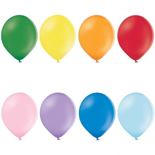 Ballons Pastell ist verschieden, Luftballons Pastell ist verschieden, Balloons Pastel Assorted