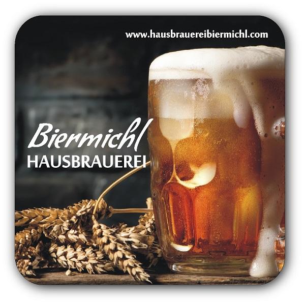 Bierdeckel Brauerei, Bierdeckel, Bierdeckel Hausbrauerei, Werbe Bierdeckel