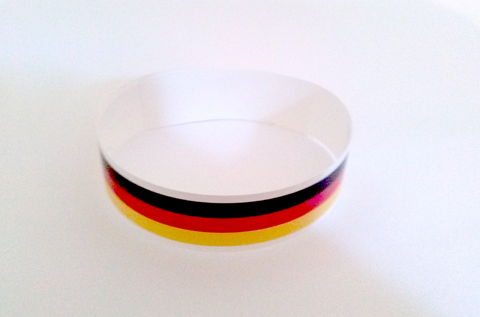 Deutschland Bänder, Kontrollarmbänder, Identkontroller,