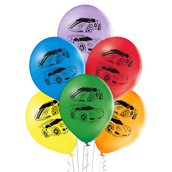 Luftballons Auto, Ballons Auto, Luftballons, Ballons, Autohaus,