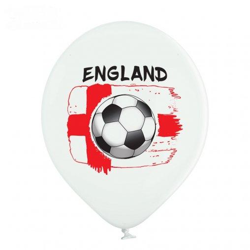 Luftballons England, Ballons England, Luftballon England, Ballon England, Luftballons Fußball, Ballons Fußball, Luftballons, Ballons