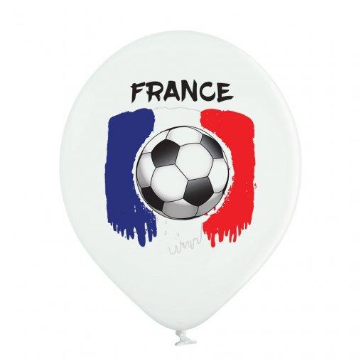 Luftballons France, Ballons France, Luftballon France, Ballon France, Luftballons Fußball, Ballons Fußball, Luftballons, Ballons