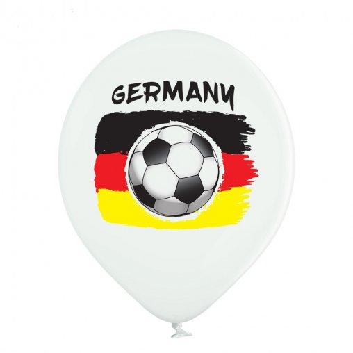 Luftballons Germany, Ballons Germany, Luftballons Fußball, Ballons Fußball, Luftballons, Ballons.