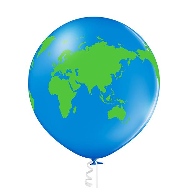 Luftballons Globus, Luftballons, Ballons