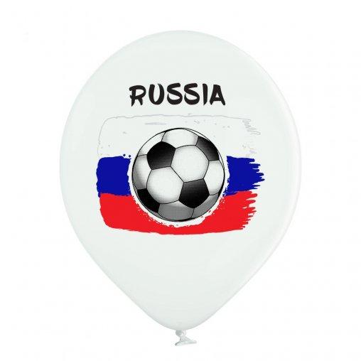 Luftballons Russia, Ballons Russia, Luftballon Russia, Ballon Russia, Luftballons Fußball, Ballons Fußball, Luftballons, Ballons
