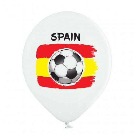 Luftballons Spain, Ballons Spain, Luftballon Spain, Ballon Spain, Luftballons Fußball, Ballons Fußball, Luftballons, Ballons