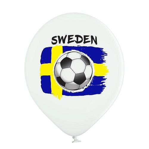 Luftballons Sweden, Ballons Sweden, Luftballon Sweden, Ballon Sweden, Luftballons Fußball, Ballons Fußball, Luftballons, Ballons