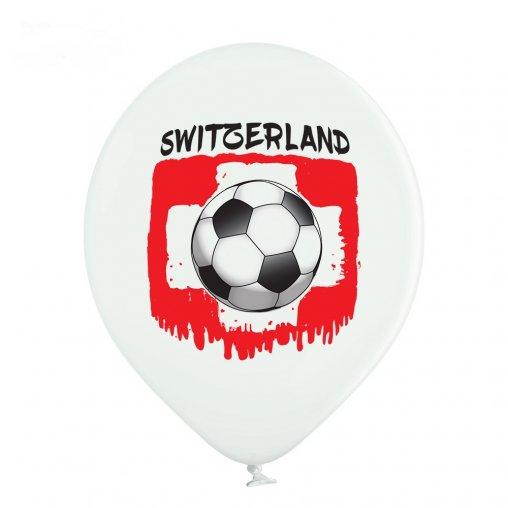 Luftballons Switzerland, Ballons Switzerland, Luftballon Switzerland, Ballon Switzerland, Luftballons Fußball, Ballons Fußball, Luftballons, Ballons,