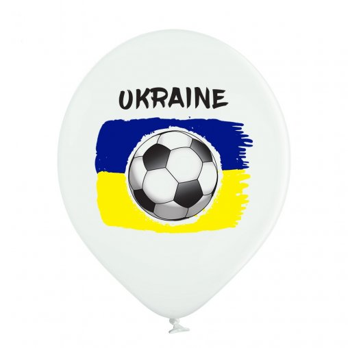 Luftballons Ukraine, Ballons Ukraine, Luftballon Ukraine, Ballon Ukraine, Luftballons Fußball, Ballons Fußball, Luftballons, Ballons