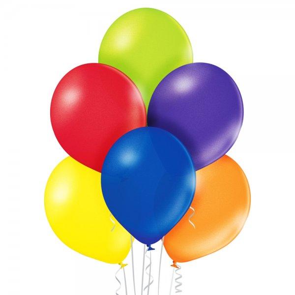 Luftballons Bunt, Ballons Bunt, Premium Metallic Luftballons, Luftballons, Ballons,