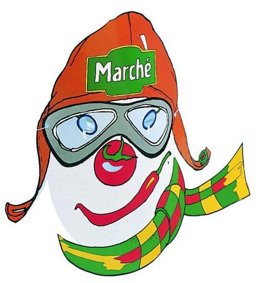 Masken für kinder und Große, Funmasken Flieger
