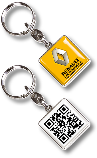 Metall Schlüsselanhänger QR-Event, Metall Schlüsselanhänger, Schlüsselanhänger. Metall-Schlüsselanhänger, Werbe Schlüsselanhänger, Autohaus, Metall Schlüsselanhänger Autohaus,