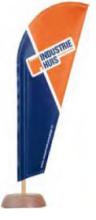 Mini Beachflag, Tisch Beachflag,