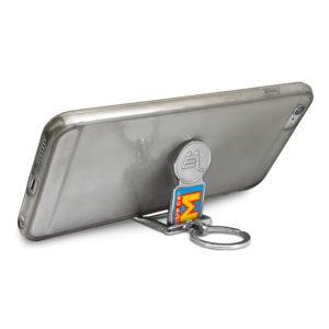 Mobiltelefonhalter, Mobiltelefonhalter Schlüsselanhänger, Einkaufswagenchips, Schlüsselanhänger,