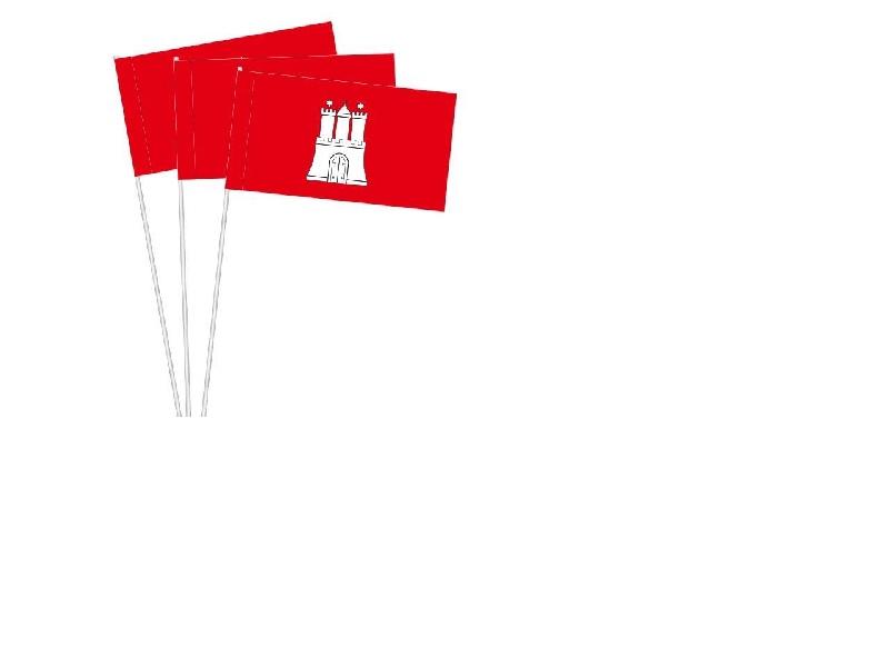 Papierfahnen Hamburg, Papierfähnchen Hamburg, Papierfahnen, Hamburg, Bundesländer Hamburg, Papierfahnen Bundesländer, Werbe Papierfahnen, Werbe Papierfähnchen, Werbeartikel, Werbung, Werbemittel, Partyartikel, Events artikel,
