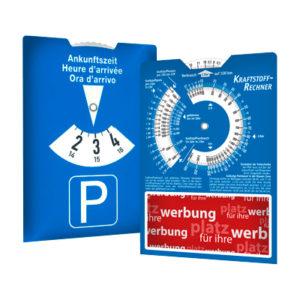 Parkscheibe mit Benzinrechner Schweiz, Parkscheibe Schweiz, Parkscheiben Schweiz, Parkscheibe Switzerland, Parkscheiben Switzerland, Parkscheibe, Parkscheiben. Parkscheibe Werbung, Parkscheiben Werbung.