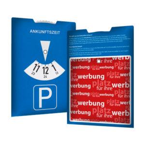 Parkscheibe mit Hinweis zur Benutzung, Parkscheibe, Parkscheiben, Parkscheibe Deutschland, Parkscheiben Deutschland,